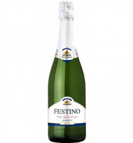 Пенливо Вино Фестино 750мл Бианко