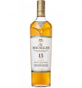 уиски Макалан 700мл 15г Трипъл Каск Матуред