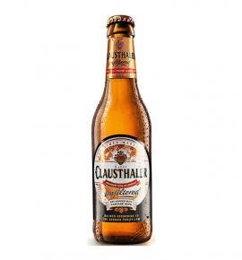 безалкохолна бира Клаусталер Нефилтрирана 330мл БУТИЛКА