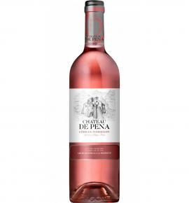 вино Шато ду Пена 750мл Кот дю Росиньон Розе