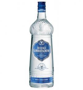 водка Горбачов 1л