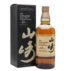 уиски Ямазаки 700мл 12г Сингъл малц