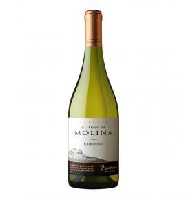 Вино Сан Педро Кастийо де Молина Резерва Шардоне 2011г 750мл