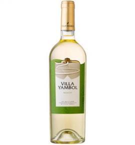 вино Вила Ямбол 750мл Мускат