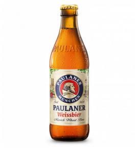 бира Пауланер хефевайс 330мл Бутилка