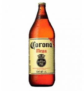 бира Корона 1,200л МЕГА Бутилка