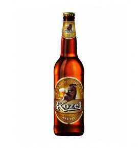 бира Козел 10 Светла 500мл БУТИЛКА