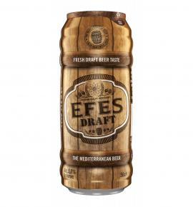 бира Ефес 500мл Драфт КЕН