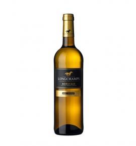 вино Лонгшампс Бордо Бланк 2015г 750мл