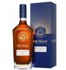Метакса 700мл 12* КУТИЯ