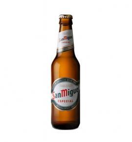 бира Сан Мигел ЕСПЕСИАЛ 330мл Бутилка