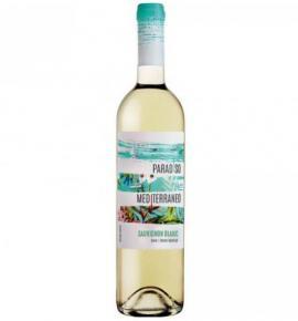вино Парадисо Медитеранео 375мл Совиньон блан
