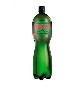 натурална минерална естествено газирана вода Пелистерка 1,5л