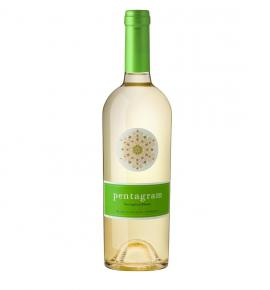 вино Пентаграм 750мл Совиньон блан