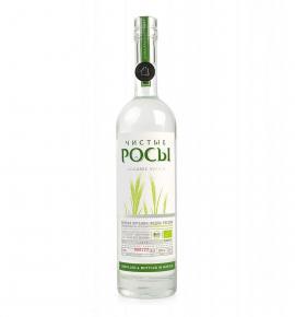 водка Чисти Роси Органик 700мл