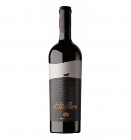 вино Стелиън 750мл Мерло, Каберне Фран, Сира и Каберне Совиньон 2017