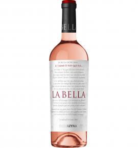 вино Катаржина Ла Бела 750мл Розе и Сира