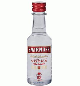 водка Смирноф 50мл Ред №21