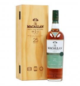 уиски Макалан 700мл 25г Трипъл Каск