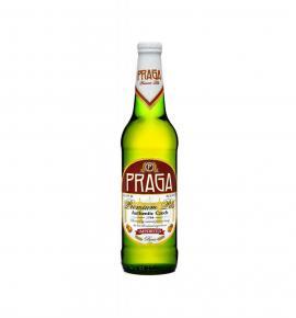 бира Прага 330мл Премиум Пилз бутилка