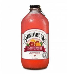 плодова напитка Бъндаберг 375мл Червен Портокал