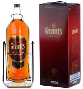 уиски Грантс 4,5л