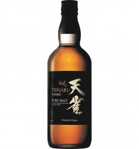 японско уиски Тенджаку Пюр Малц 700мл