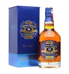 уиски Чивъс Регал 700мл 18г