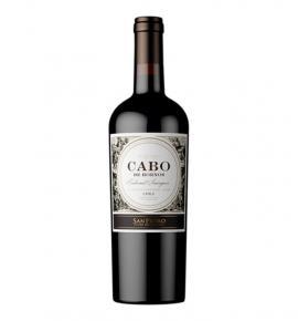 Вино Сан Педро Кабо дe Орнос Специална Резерва 2015г 750мл