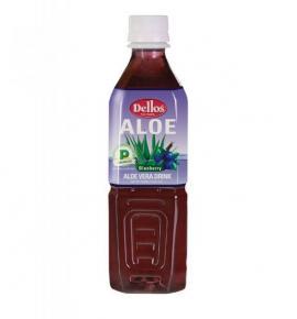 плодова напитка Делос 500мл Алое Боровинка