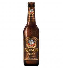 бира Ердингер 330мл ТЪМНА