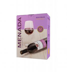вино Менада 3л Мавруд