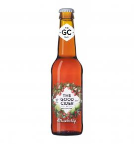 сайдер The Good Cider 330мл Strawberry