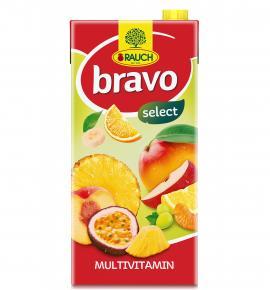 напитка Раух Браво 2л Мултивитамин 35%