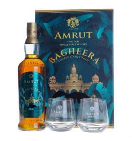 уиски Амрут Багира 700мл С 2 Чаши