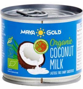 БИО кокосово мляко Маяго 200мл 17% масленост