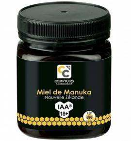 Комптоирс и Ко 250гр мед от Манука ИАА 18+
