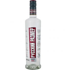 водка Русский Размер 1л