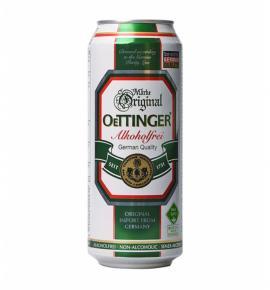 бира Отингер Безалкохолна 500мл КЕН