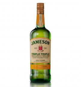 уиски Джеймисън 1000мл Трипъл Каск