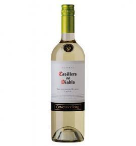 вино Касиеро дел Диабло 750мл Совиньон блан Резерва