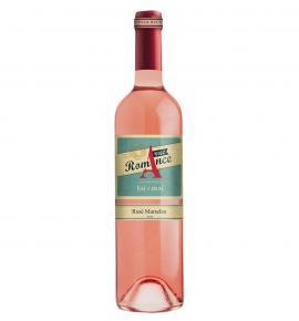 вино Рю Романс 750мл Розе Марселан