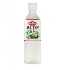 плодова напитка Делос 500мл Алое Кокос