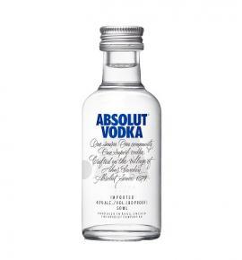 водка Абсолют 50мл