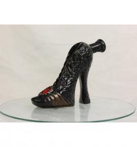 Водка Керамика Обувка Черна 200мл