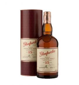 Уиски Гленфарклас 15г кутия 700мл