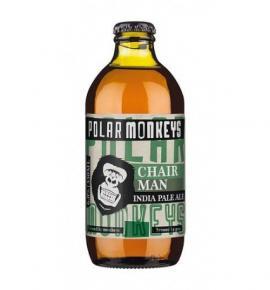 бира Полар Мънкийс 330мл Чеърмен Ипа