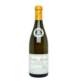 Вино Луи Латур Шевалие-Монраше Гранд Крю Ле Демоасел Шардоне 2015г 750мл