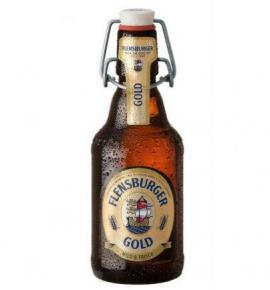 бира Фленсбургер 330мл Голд