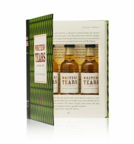 уиски Райтърс Тиърс 3 х 50мл книга
